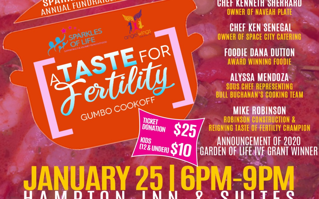 A Taste of Fertility Gumbo Cookoff